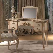 antique vanity dressing table with classic element