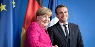 Risultati immagini per le vere sovraniste sono Francia e Germania