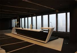 futuristic office design. Torre De Crista Office Interior Futuristic Design