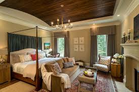Southern Living Home American Traditional Bedroom