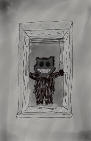 Something was at my window at night : Paranormal