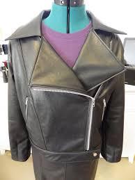 Leather Jacket Pattern