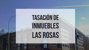 Tasación De Inmuebles Las Rosas  Vohome PropiedadesTasacion De Pisos Gratis