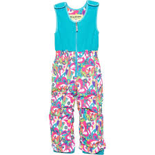 Boulder Gear Size Chart Boulder Gear Bailey Bib Snow Pants For Toddler And Little