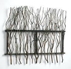 branch wall art decor diy