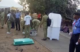 Image result for Snatching Ballot Boxes