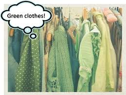 Image result for Green clothes