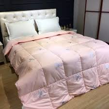 china supplier hotel 100 cotton white down comforter microfiber quilt polyester duvet