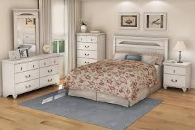 White Furniture Bedroom White Shabby Chic Bedroom Furniture Room Looks Elegant With