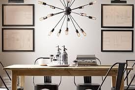 image of restoration hardware chandelier knock off