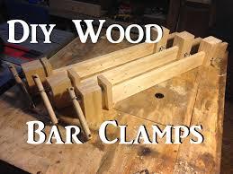 diy wood bar. Diy Wooden Bar Clamps Wood