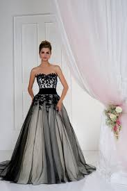 gothic white wedding dresses naf dresses