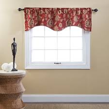 Kitchen Curtains At Walmart Better Homes And Gardens Gingham And Blooms Valance Walmartcom