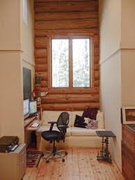 alcove office. office alcove rustic home u0026 library new york by interior analysis l
