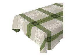 <b>скатерть ПВХ ALBA</b> Анет зеленая 120х140 см арт 5207 - Чижик