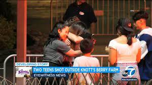 Knott's Berry Farm: Park reopens after ...