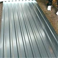 corrugated galvanized steel metal roofing installation photo sheet zinc images galv