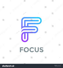 Letter F Templates Letter F Logo Design Vector Template Stock Vector Royalty Free