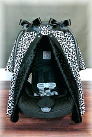 car seats minky infant car seat cover discontinued black canopy cheetah by baby covers