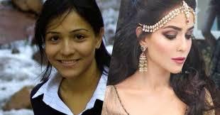 stani actress humaima malik with and without makeup stani