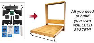 diy wall bed. Diy Wall Bed L