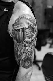 тату боги греческие тату славянские боги Tatoomagru фото тату