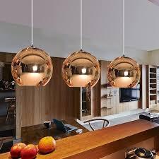 15 45cm glass mirror ball ceiling pendant light modern tom dixon lamp chandelier hu