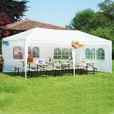 outdoor heavy duty party wedding patio tent canopy gazebo pavilion
