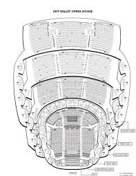 Opera House Lexington Ky Seating Chart 20 Best Adrienne Arsht Center Seating Chart