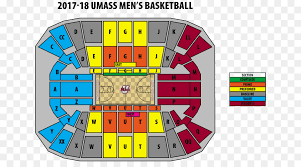 Capital One Arena Ice Hockey Seating Chart William D Mullins Memorial Center Umass Minutemen Mens