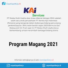 Pt mnc investama tbk butuh rujukan (idx: Loker Program Magang 2021 Pt Reksa Multi Usaha Cepet Dapet Kerja