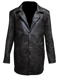 rockstar max payne 3 game leather jacket