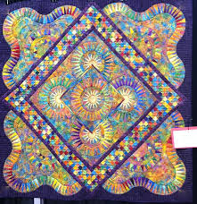 Machine Quilting Tips from Cory Allender – Christa Quilts & Daisy by Patti VanOordt and Cory Allender Adamdwight.com