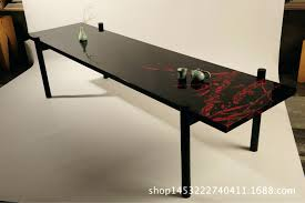 wood decorations for furniture. Yan Black Lacquer Wood Furniture Tables Classical Home Decorations Craftsblack Table And Chairs Painting Tips Console Inspiring For Whitewashed With