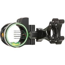 Truglo Storm 5 Pin W Light Trophy Ridge Volt Bow Sight Walmart Com