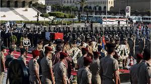مصر | مصر تودع جيهان السادات بإقامة جنازة عسكرية - جيهان_السادات