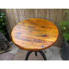 industrial style outdoor furniture. Industrial Outdoor Table Wooden Top Style Garden Furniture U