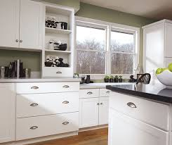 white shaker kitchen cabinet. Shaker Kitchen Cabinets White Aristokraft Cabinetry Decoration Cabinet