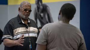 Baltimore youth basketball coach Herman Johnson has a special Way at  Bentalou - Baltimore Sun