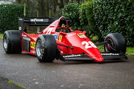 The engine chief engineer was nicola materazzi. 1983 Ferrari 126 C3 Images Specifications And Information