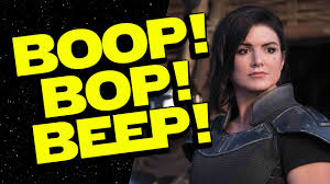 Gina Carano ATTACKED by Twitter for Not Putting PRONOUNS in Her Bio?! -  YouTube