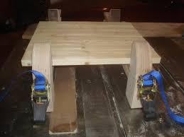 build of my i beam ratchet bar clamp