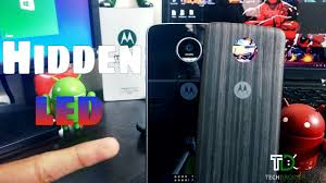 How To Enable Notification Light In Moto Z Play Hidden Led Light On Moto Z Play