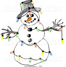 Image result for nasty snowman clipart