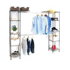 seville classics expandable closet organizer bronze instructions