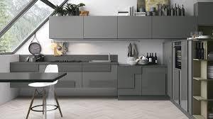 Kitchen Design: fascinating grey kitchens design ideas Grey And ...