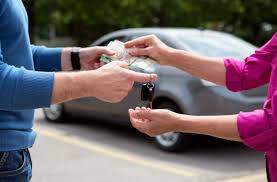 finaliser la vente d une voiture d occasion entre particuliers