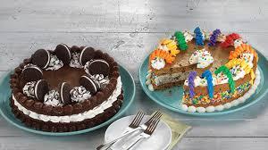 baskin robbins introduces new ice cream cookie cakes