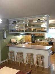 single upper kitchen cabinet. Contemporary Kitchen Short Upper Kitchen Cabinets A Meek Perspective Before After  Cabinet Removing The Front And Throughout Single Upper Kitchen Cabinet