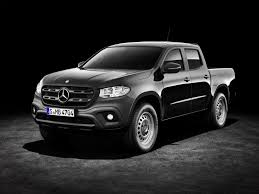2018 Mercedes-Benz X-Class Can Be Had With Steelies And A Manual ...